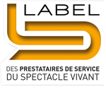 Label spectacle vivant
